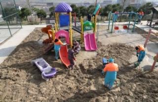 Başakşehir'de Parklar Artık Daha Güvenli