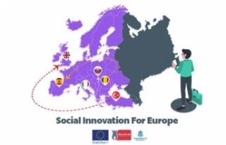 Başakşehir Sosyal İnovasyon'da Avrupa'ya...
