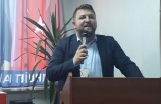 CHP' li Bakır'dan Sivas Katliamı Mesajı