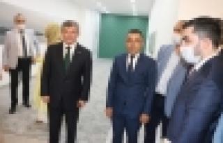 İş Adamı Fesih Alçın Gelecek Partisi Başakşehir...