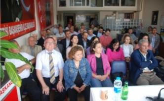 CHP örgüt içi toplantısını yaptı