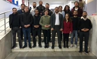CHP'li Gençlerin Mazbata Nöbeti Devam Ediyor