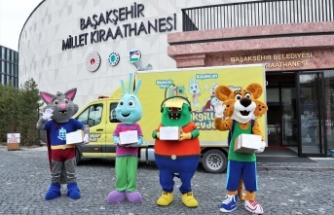 BAŞAKGİLLER'İN MACERALARI BRAİLLE ALFABESİYLE ANADOLU'DA