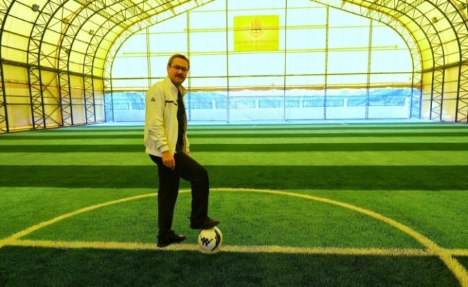 Başakşehir'de Yeşil Sporla Buluşuyor