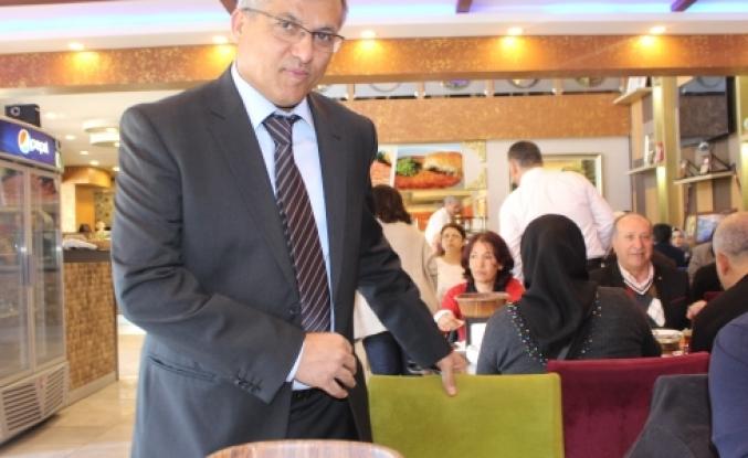 CHP Mahalle başkanı Mehmet Katman'dan bir ilk