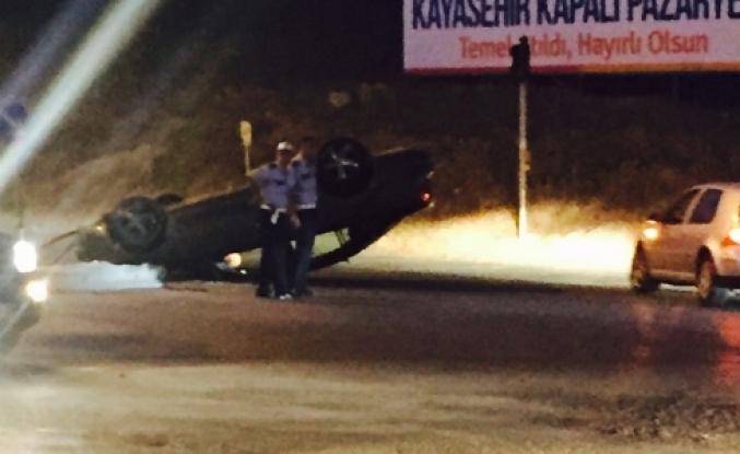 Kayaşehir Girişinde yanmayan trafik ışıkları ölüme davetiye çıkardı