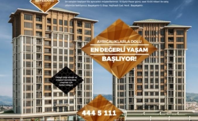 KİPTAŞ Başakşehir'de ki Sosyal Donatı ve Yeşil Alanlara Göz Dikti