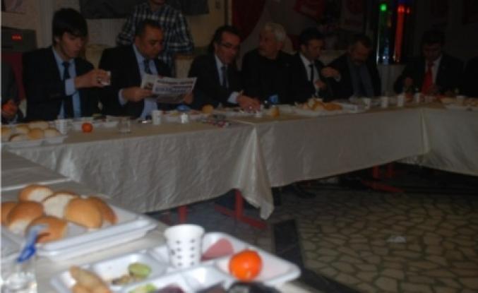 MHP Belediye başkan adayı Kaya sert konuştu